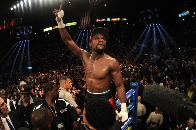 Defending 2 Belts in Same Fight Would Secure Floyd Mayweather's Legacy