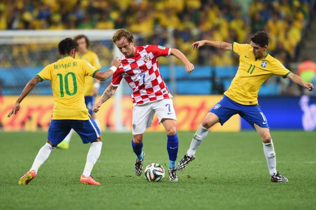 Neymar and Oscar's Transcendent Play Reaffirm Brazil as World Cup Favorites