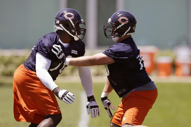 Michael Ola in Perfect Spot for Chance with Bears