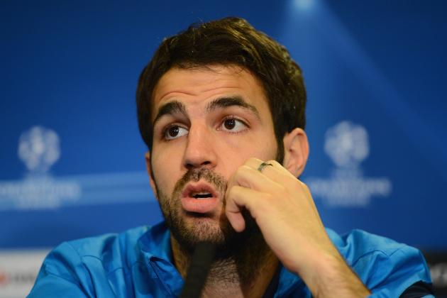 Arsenal Have Made a Major Error in Allowing Cesc Fabregas to Join Chelsea