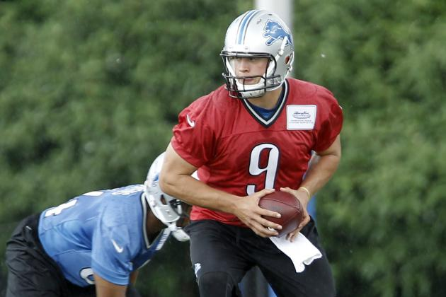 Detroit Lions: Answering the Post-OTA Mailbag