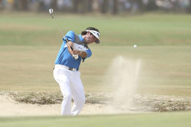 2014 US Open at Dry and Sandy Pinehurst Gives Glimpse of Golf's Future