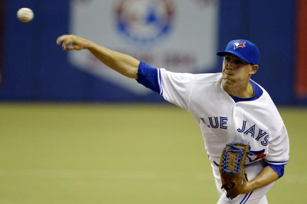 Blue Jays' Top Prospect Aaron Sanchez Might Pitch in the Majors This Season
