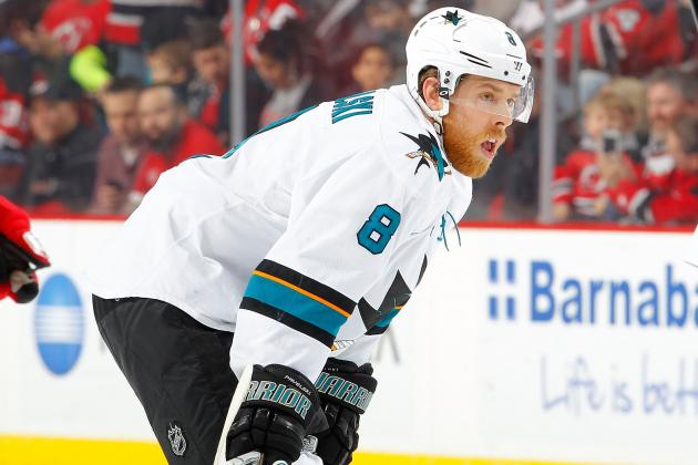 Should San Jose Sharks Sell High on Joe Pavelski in 2014 Offseason?