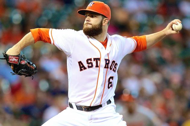 Dallas Keuchel's 2014 Breakout Has Made Him MLB's Top-Secret Ace