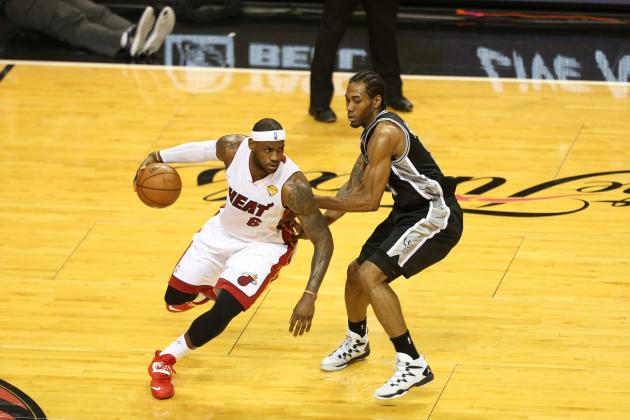 San Antonio Spurs vs. Miami Heat: Game 4 Grades and Analysis