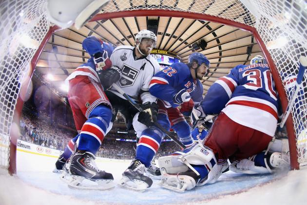 Why the Los Angeles Kings Shouldn't Be Worried After Game 4 Loss