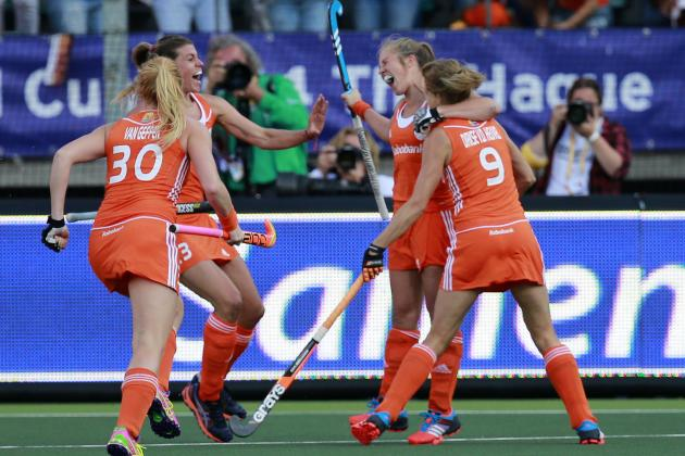 Women's Hockey World Cup Final 2014: Preview for Netherlands vs. Australia