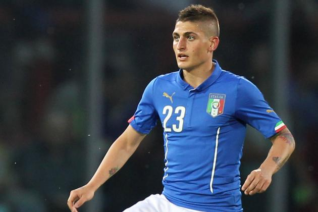 Italy Can Ride the Combination of Pirlo and Verratti to the World Cup