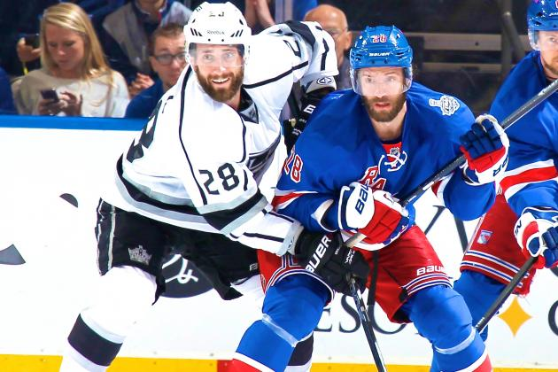 Jarret Stoll's Defensive Contribution Vital Aspect of Kings' Stanley Cup Success