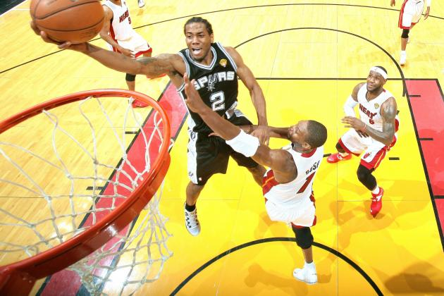 Spurs vs. Heat Game 4: Live Score, Highlights and Reaction