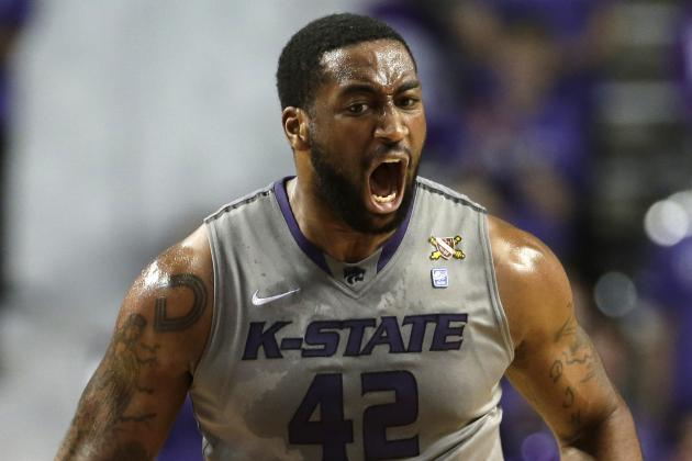 Kansas State Forward Thomas Gipson: The Toughest Player in the Big 12