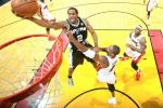 Spurs Rout Heat, Take 3-1 Lead in NBA Finals