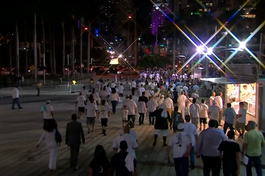 Miami Heat Fans Boo Team During Game 4 of 2014 NBA Finals and Then Leave Early