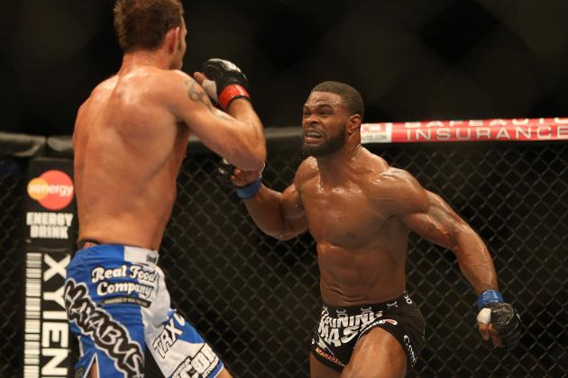 Rory MacDonald vs. Tyron Woodley: Keys to Victory for Each Fighter