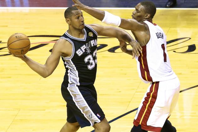 Breaking Down Exactly How the Spurs Are Decimating Miami Heat Defense
