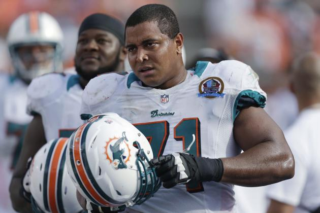 San Francisco 49ers Making a Mistake Moving Jonathan Martin Inside to Guard