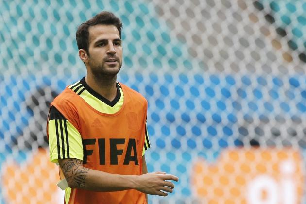 Chelsea Transfer News: Cesc Fabregas Criticised in Barcelona Statement
