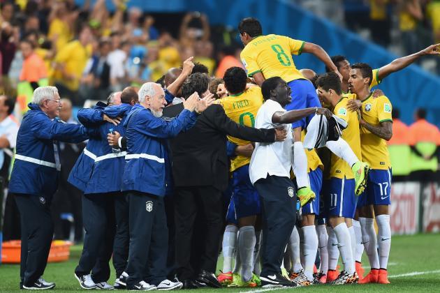 Brazil Make Slow Start Against Croatia in World Cup Opener