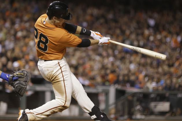 San Francisco Giants: Should They Be Worried About Buster Posey?
