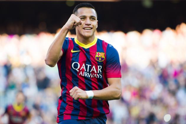 Why Manchester United Should Sign Barcelona's Alexis Sanchez