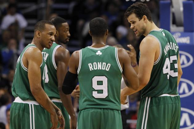 Playing Keep or Cut with Each of Boston Celtics Free Agents