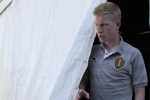Why Kevin De Bruyne Will Have a Massive World Cup for Belgium