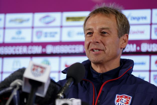 Jurgen Klinsmann's World Cup Realism Could Work Against the USMNT