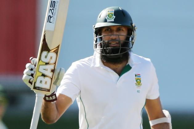 Cricket Statistics: Could the Captaincy Affect Hashim Amla's Batting?