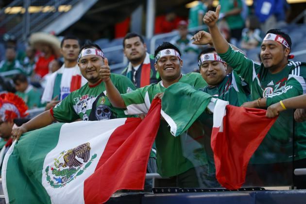 Cameroon vs. Mexico Betting Preview, World Cup Odds, Prediction