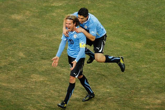 Uruguay vs. Costa Rica: Date, Time, Live Stream, TV Info, 2014 World Cup Preview
