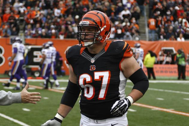 Bengals' Mike Pollak Has History of Versatility