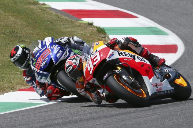 MotoGP Grand Prix of Catalunya 2014: Race Schedule, Live Stream and Top Riders