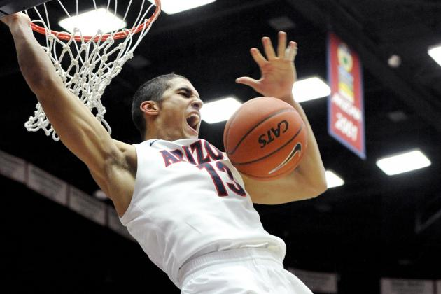 Nick Johnson NBA Draft 2014: Highlights, Scouting Report and More