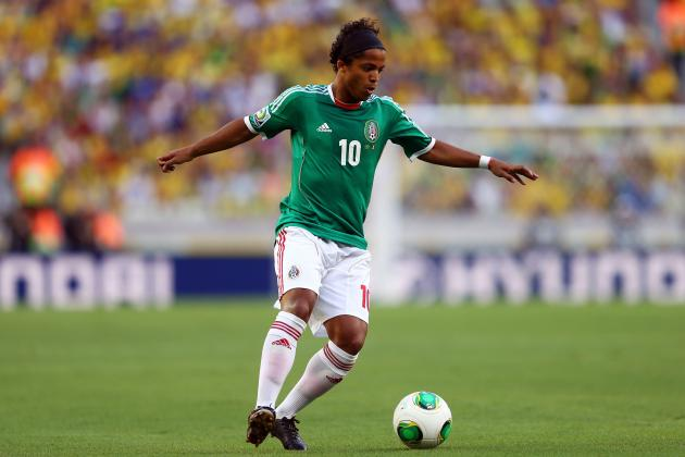 Mexico vs. Cameroon: Live Score, Highlights for World Cup 2014 Match