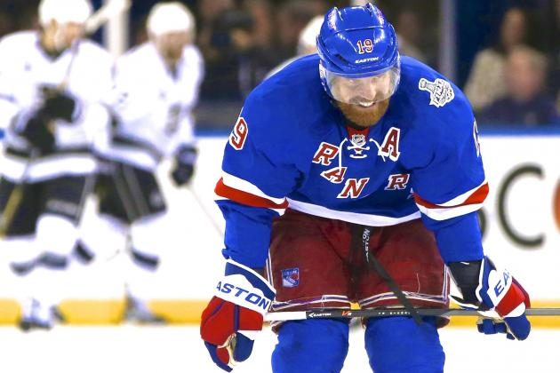 Rangers Must Get Back to Basics with Line Combinations in Stanley Cup Final