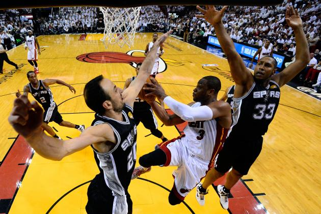 San Antonio Spurs vs. Miami Heat: NBA Finals Game 5 Preview, Predictions