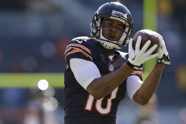 Greenberg:  Bears' Wilson Ready to Catch on