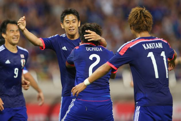 Ivory Coast vs. Japan: Date, Time, Live Stream, TV Info, 2014 World Cup Preview
