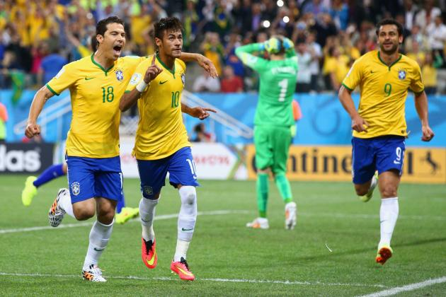 World Cup Schedule 2014: Vital Viewing Info for Best Group Matches in Brazil