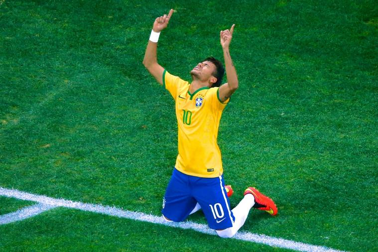 Neymar Picks Up 165K New Followers as Twitter Goes World Cup Crazy