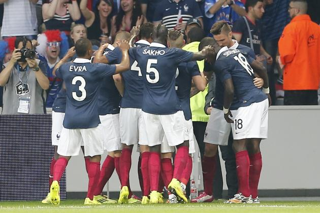 Breaking Down the Key Matchups of France's World Cup Opener with Honduras