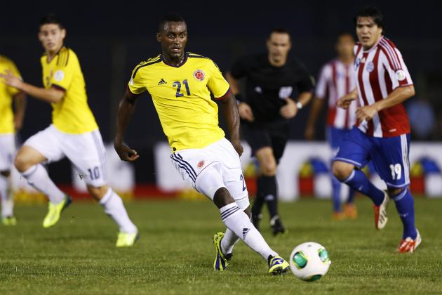 Colombia vs. Greece: Date, Time, Live Stream, TV Info and 2014 World Cup Preview