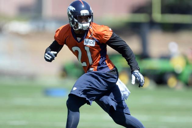 Why Aqib Talib Is the Key NFL Offseason Acquisition So Far