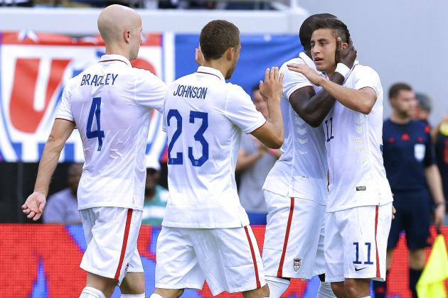 Special Bond Follows USMNT Teammates to Brazil