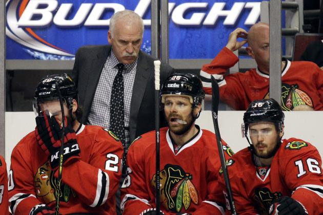 Do the Chicago Blackhawks Become a More Physical Team in 2014-15?