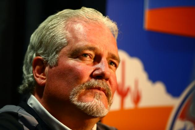 The Moves of Giants GM Brian Sabean