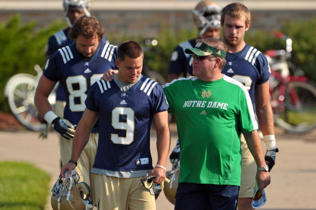 Why Notre Dame Should Absolutely Be Running Satellite Recruiting Camps