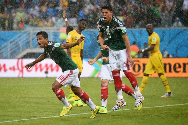 Mexico vs. Cameroon: Film Focus on Cameroon's Woeful Defensive Setup