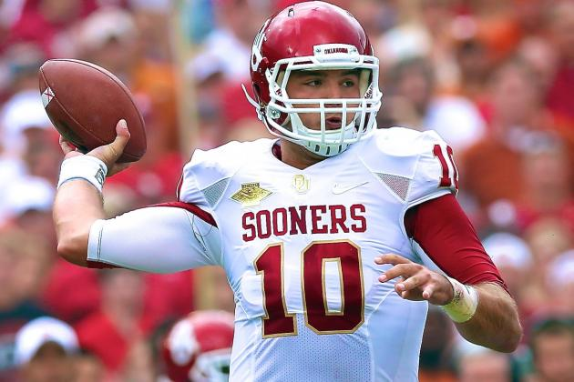 Blake Bell Expects Oklahoma to Win National Championship in 2014